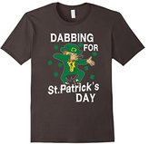 Dabbing For St. Patricks Day Shirt Kids Boys Girls Toddlers