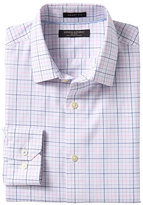 Banana Republic Grant Slim-Fit Non-Iron Stretch Grid Shirt