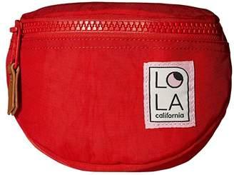 LOLA Cosmetics Moonbeam Bum Bag (Hot Pink) Day Pack Bags