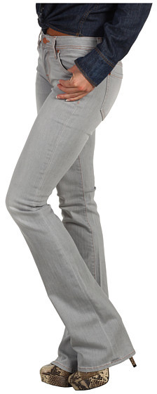 Genetic Los Angeles The Riley Slim Boot Cut in Dove Grey