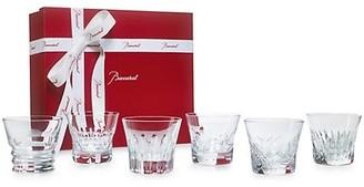 Baccarat Everyday 6-Piece Glass Tumbler Set