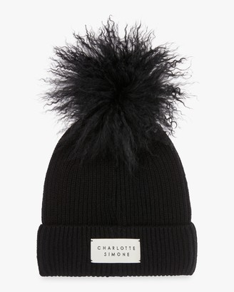 CHARLOTTE SIMONE Bonnie Hat