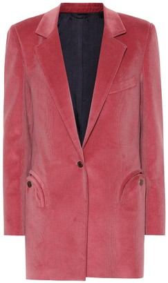 BLAZÉ MILANO Exclusive to Mytheresa Timeless corduroy blazer