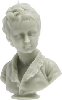Cire Trudon Alexandre Bust Decorative-candle - Grey