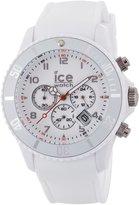 Ice Watch Ice-Watch Women's Matte CHM.WE.B.S.12 Silicone Quartz Watch