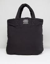 Cheap Monday Puffer Shopper Bag