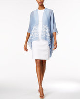 INC International Concepts Embroidered Wrap, Only at Macy's