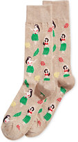 Hot Sox Men's Patterned Socks