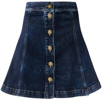 L'Autre Chose mini A-line skirt