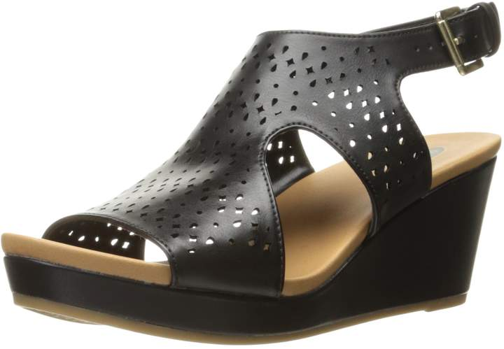 Dr. Scholl's Women's Barely Wedge Sandal