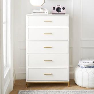 Pottery Barn Teen Blaire 5-Drawer Tall Dresser