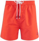 Smith & Jones Men's Antinode Swim Shorts - Flame Scarlet