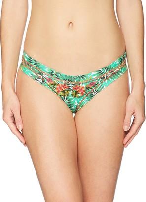 OndadeMar Women's Gandul Medium Coverage Bikini Bottom S
