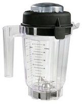 Vita-Mix Vitamix 32-oz. Dry Blade Container, Clear