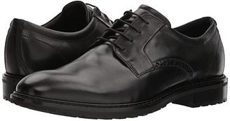 Ecco Vitrus I Plain Toe Tie (Nature) Men's Lace Up Wing Tip Shoes