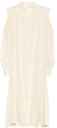 Chloé Silk georgette dress