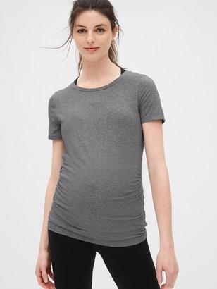 Gap Maternity GapFit Breathe Crewneck T-Shirt