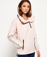 Superdry Gym Funnel Shell Hooded Jacket