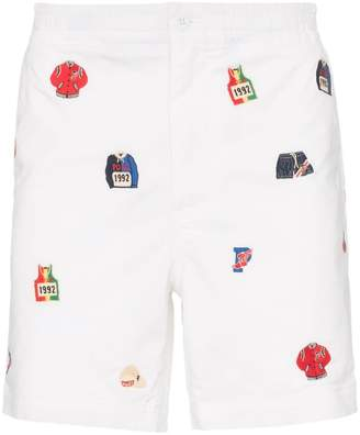 Polo Ralph Lauren embroidered emblem shorts