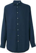 Massimo Alba classic shirt - men - Cotton/Modal - XL