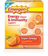 Emergen-C Orange Pack (8 Servings)