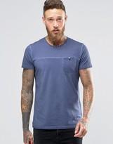Wrangler Acid Wash Pocket T-Shirt