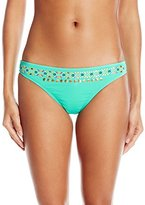 Bikini Lab Women's All Bright Long Skimpy Hipster Bottom