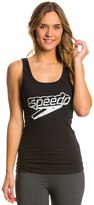 Speedo Female Front Stacked Logo Tank Top 8133904