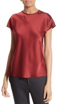 Helmut Lang Women's Satin Top