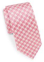 Bugatchi Houndstooth Silk Tie