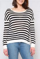 Only Love Stripe Pullover