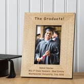 BabyFish Personalised Graduation Photo Frames