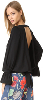 Susana Monaco Backless Top