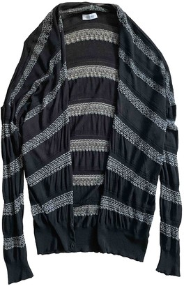 Christian Wijnants Black Cotton Knitwear