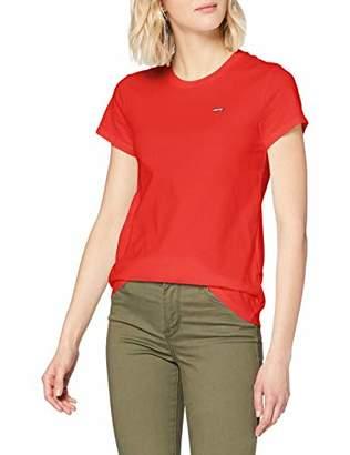 Levi's Ladies Perfect Tee T-Shirt,X- (Manufacturer Size: )