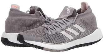 adidas PulseBOOST HD (Dove Grey/Footwear White/Alumina) Women's Shoes