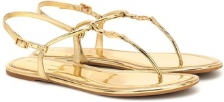 Tory Burch Emmy patent-leather sandals