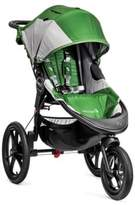 Baby Jogger SummitTM X3 Single Stroller in Green/Grey