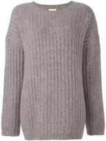 See by Chloe chunky ribbed jumper