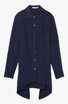 Derek Lam Tie Detailed Longsleeve Shirt