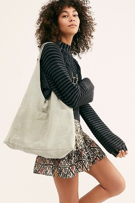 We The Free Paris Suede Tote by at Free People