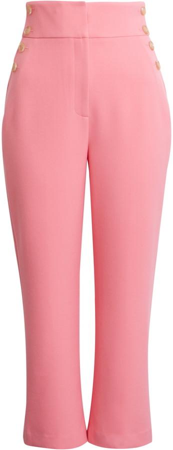 Halogen X Atlantic-Pacific High Waist Crop Pants