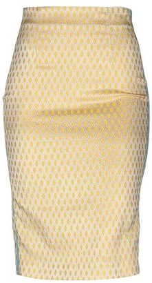 FEMME by MICHELE ROSSI 3/4 length skirt