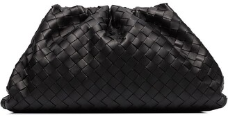 Bottega Veneta The Pouch Intrecciato bag