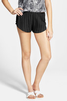 Billabong Salty Wavez Gauze Shorts (Juniors)