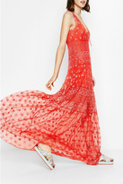 Desigual Miravet Long Summer Dress