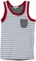 Joah Love Danny RWB Tank (Toddler/Kid) - Gray-8