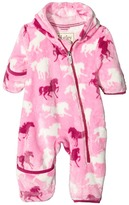 Hatley Fairy Tale Horses Fuzzy Fleece Bundler (Infant)