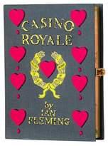 Olympia Le-Tan Casino Royale Book Clutch Bag