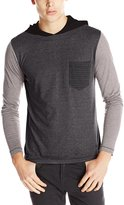 Burnside Men's Abyss Knit Hoodie